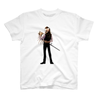 スカルヘッド Tシャツ
