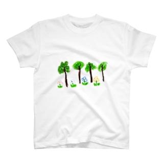 しぜん T-shirts