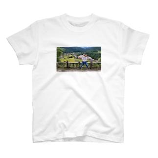 白川郷とげん T-shirts