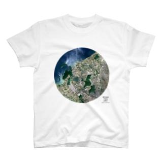 滋賀県 近江八幡市 Tシャツ T-shirts