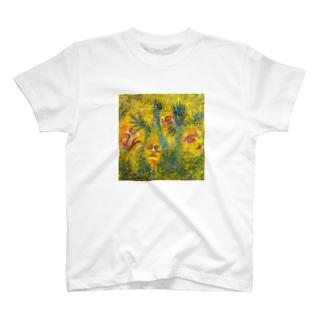 evol square T-shirts