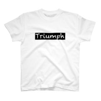 Chalkduster Triumph T-shirts