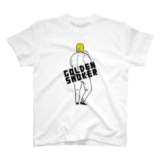 GOLDEN SMOKER  T-shirts