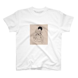 歯みがきタイム T-shirts