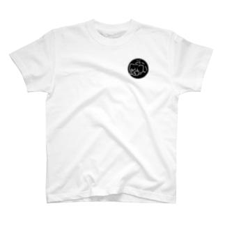 家紋ゾウくん T-shirts