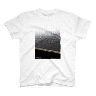 窓辺のAisレバー T-shirts
