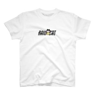 かちこみねこちゃん T-shirts