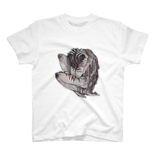 ぐあああ T-shirts