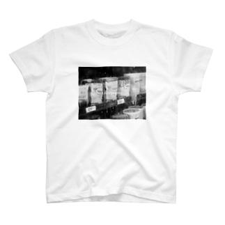 霜付きアイス T-shirts
