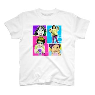 Katsu2.0 T-shirts