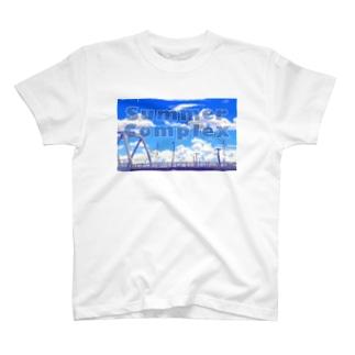 Summer complex T-shirts