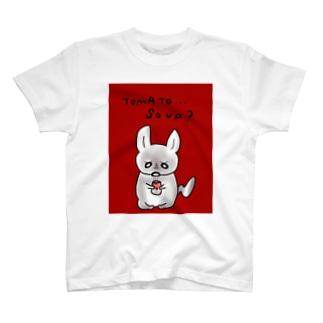 エディズデイズ チンチラ T-shirts
