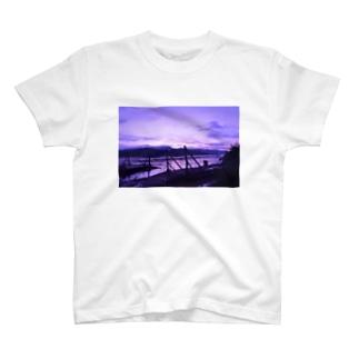 夕日002 T-shirts