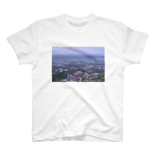 世界遺産シリーズ ラオス T-shirts