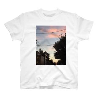 パステルン T-shirts