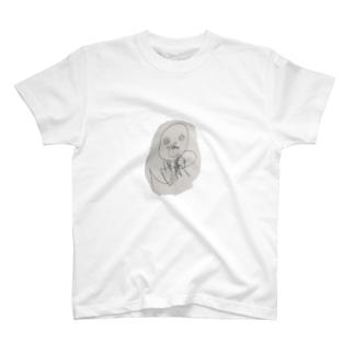 タッパーくん T-shirts