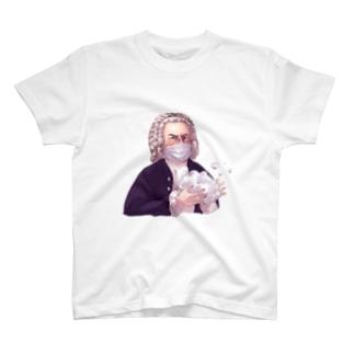 あらいバッハ T-shirts