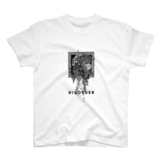 DISORDER(mono) T-shirts