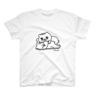 kuma&kumaco T-shirts