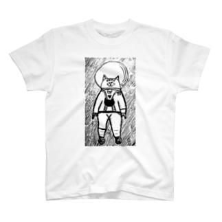 うちゅうねこ T-shirts