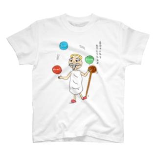 内省の神さま(3つの鍵編) T-shirts