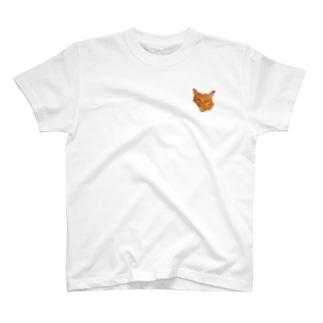 wink cat T-shirts