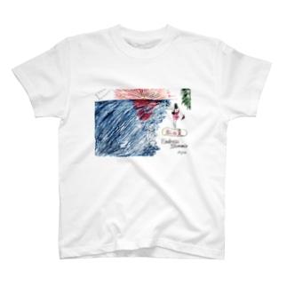 King.K 「私の夏-Endless Summer-」 T-shirts