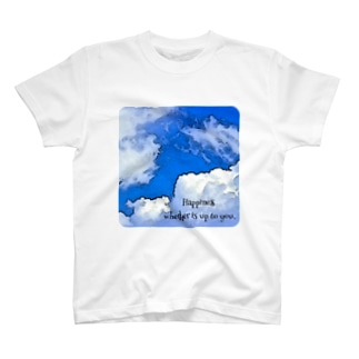 生命を守るための T-shirts