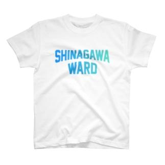 品川区 SHINAGAWA WARD T-shirts