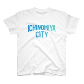 JIMOTO Wear Local Japanの一宮市 ICHINOMIYA CITY T-shirts