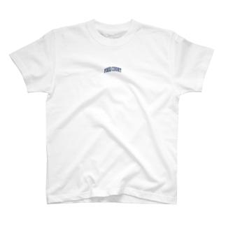 フードコート好きな人のロンT T-shirts