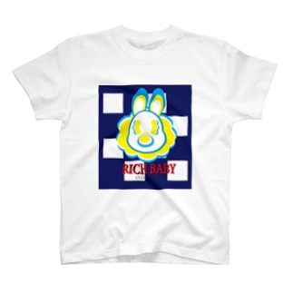 RICH BABY by iii.store T-shirts