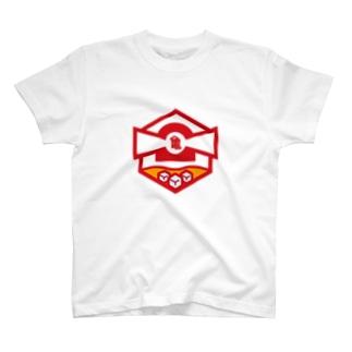 パ紋No.2772 亀 T-shirts