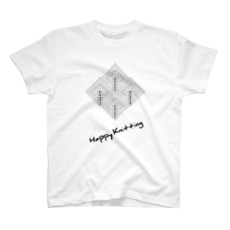 ドイツのレース編み図あります T-shirts