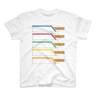 割りばし T-shirts