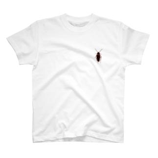 甴曱 T-shirts