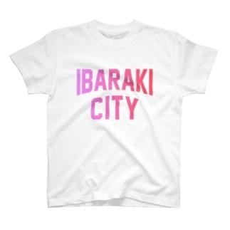 茨木市 IBARAKI CITY T-shirts
