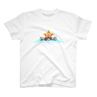 【白田亜利紗コラボ】Spectre RETRO T-shirts