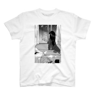 「楕円の星が光る夜」 T-shirts