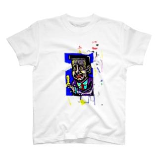 Coronavirus robs various things T-shirts