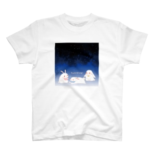 野中初音のつねうさぎの夜 T-shirts