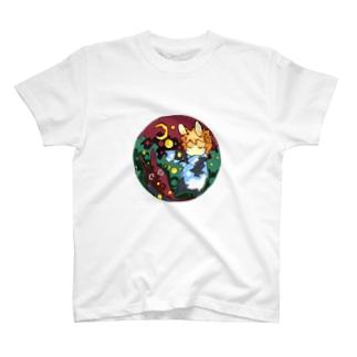 ひとりのよる T-shirts