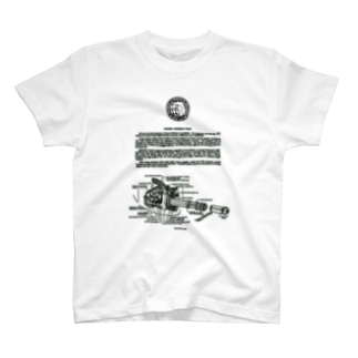 MBSP ARMY MODEL AH-LS HELICOPTER T-shirts