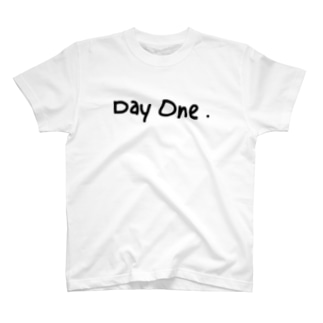 Day One. T-shirts