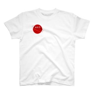 MKOTシャツ(エンジ) T-shirts