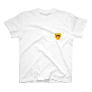 TEAM TMTエンブレム T-shirts