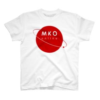 MKOTシャツBIG(エンジ) T-shirts