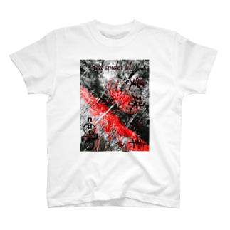 「   red spider lily   」 T-shirts