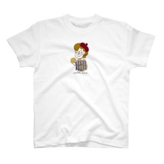 Akaneonのakaneonの次世代ワッフルちゃん T-shirts