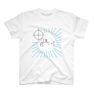 オイラーの等式 T-shirts